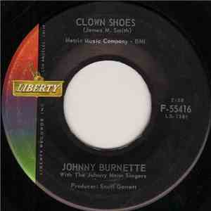 Johnny Burnette - Clown Shoes download flac