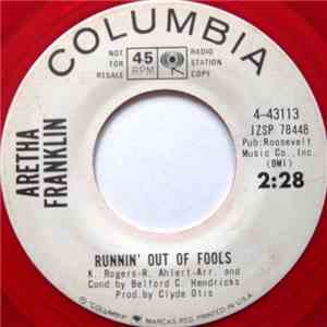 Aretha Franklin - Runnin' Out Of Fools download flac