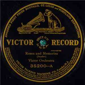 Victor Orchestra - Roses And Memories / Spring, Beautiful Spring Waltz download flac