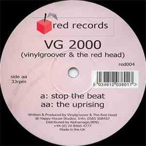 VG 2000 - Stop The Beat / The Uprising download flac