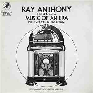 Ray Anthony & His Orchestra - I've Never Been In Love Before download flac
