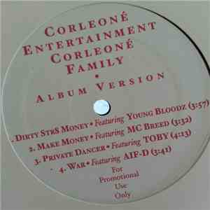 Corleone' Family - Singles From The Album No Guts No Glory download flac