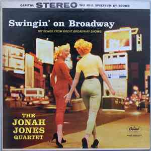 The Jonah Jones Quartet - Swingin' On Broadway download flac