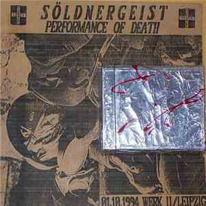 Söldnergeist - Performance Of Death download flac