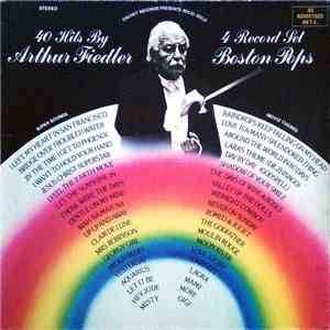 Arthur Fiedler / Boston Pops - Solid Gold download flac