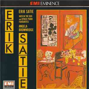 Erik Satie - Jack In The Box And Other Piano Favourites download flac