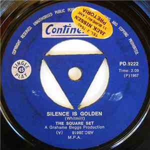 The Square Set - Silence Is Golden / It's A Man's World FLAC album
