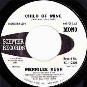 Merrilee Rush - Child Of Mine download flac