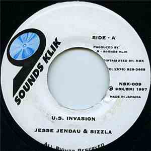 Sizzla, Jesse Jendau - U.S. Invasion download flac