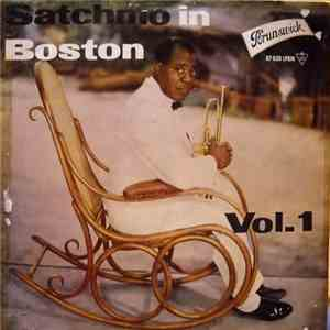 Louis Armstrong And His All-Stars - Satchmo In Boston Vol. 1 download flac