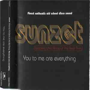 Sunzet Featuring Chris Amoo Of The Real Thing - You To Me Are Everything download flac