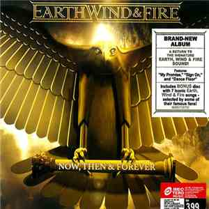 Earth, Wind & Fire - Now, Then & Forever download flac