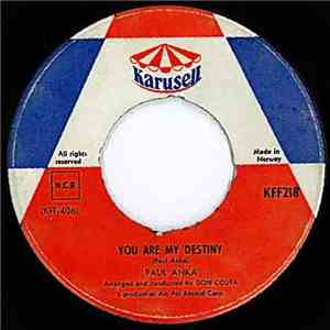 Paul Anka - You Are My Destiny download flac