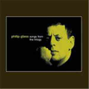 Philip Glass - Songs From The Trilogy download flac