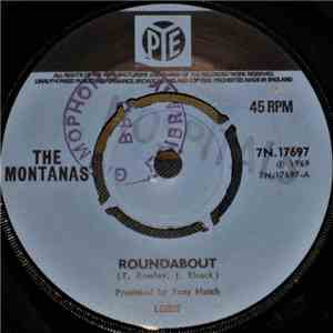 The Montanas - Roundabout FLAC album
