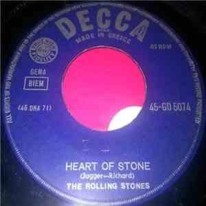 The Rolling Stones - Heart Of Stone / Around And Around download flac