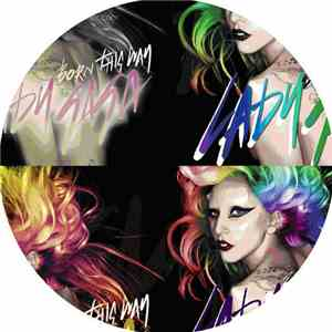 Lady Gaga - Born This Way (Offical Remixes) download flac
