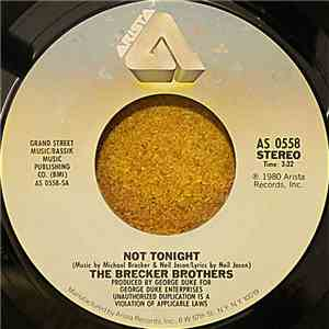 The Brecker Brothers - Not Tonight / Squish download flac