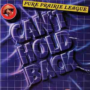 Pure Prairie League - Can't Hold Back download flac