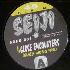 Seiji - Close Encounters EP download flac