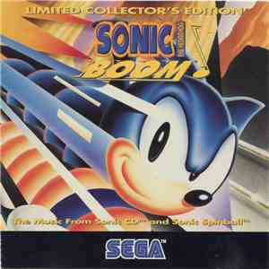 Various - Sonic the Hedgehog Boom: The Music from Sonic CD and Sonic Spinball download flac