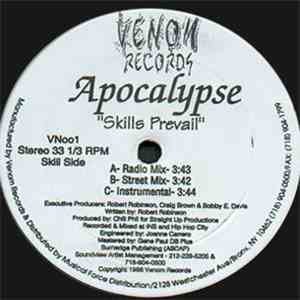 Apocalypse  - Skills Prevail download flac