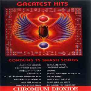 Journey - Greatest Hits download flac