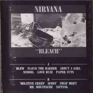 Nirvana - Bleach download flac
