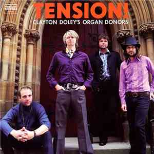 Clayton Doley's Organ Donors - Tension download flac