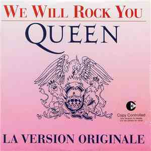 Queen - We Will Rock You download flac