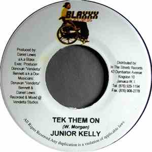 Junior Kelly / Reagan  - Tek Them On / Just For Girls download flac