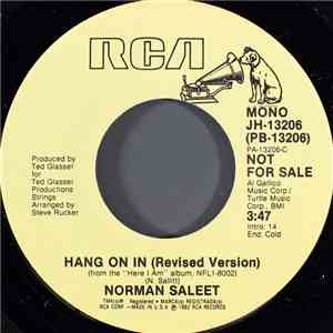 Norman Saleet - Hang On In (Revised Version) download flac