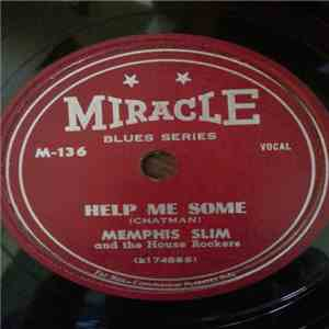 Memphis Slim And The House Rockers - Help Me Some / Blue And Lonesome download flac