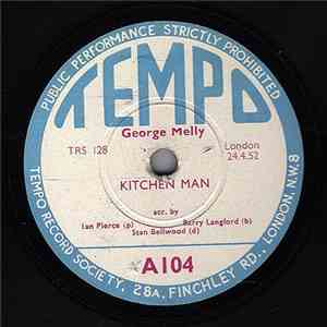 George Melly - Kitchen Man / Jazzbo Brown From Memphis Town download flac