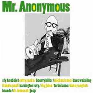 Mr. Anonymous - Mr. Anonymous download flac