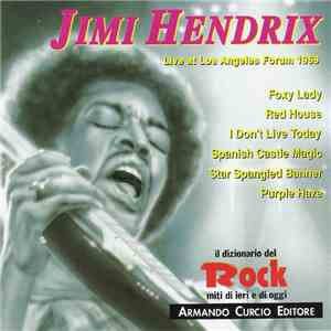 Jimi Hendrix - Live At Los Angeles Forum 1969 download flac