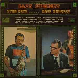 Stan Getz / Dave Brubeck - Jazz Summit download flac