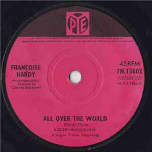 Françoise Hardy - All Over The World download flac