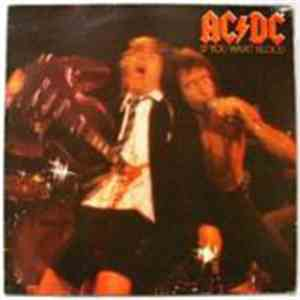 AC/DC - If You Want Blood You've Got It download flac