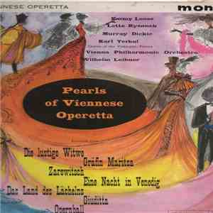 Various - Pearls Of Viennese Operetta FLAC album