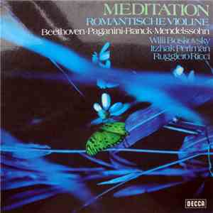 Ludwig van Beethoven - Meditation-Romantische Violine download flac