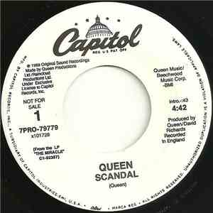 Queen - Scandal download flac