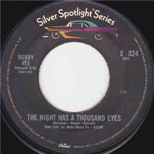 Bobby Vee - The Night Has A Thousand Eyes / Charms download flac